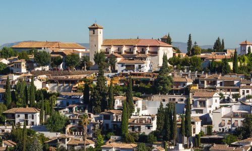 Albaicín. Granada