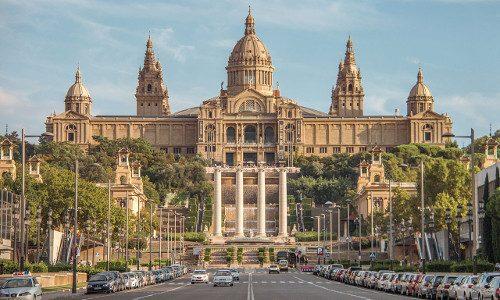Palau Nacional. Barcelona